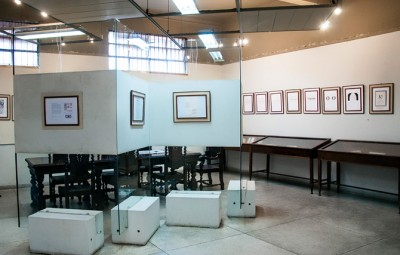 Galeria do CCLA receberá a exposição de Maneco de Gusmão (Foto: Martinho Caires)