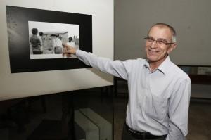Luiz Carlos Ribeiro Borges, um dos co-criadores e primeiro presidente do CCUC