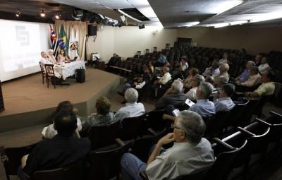 Evento no CCLA marcou lembrança dos 50 anos do Cine-Clube Universitário de Campinas (Fotos Adriano Rosa, especial para o CCLA)