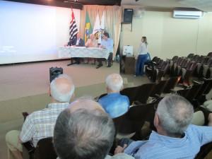 Campinas a caminho dos 300% de saneamento, destacou o presidente da Sanasa na conferência no CCLA