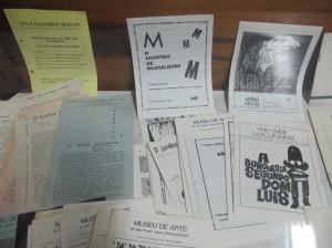 Exposição apresenta informações sobre outros cineclubes históricos no Brasil (Foto José Pedro Martins)
