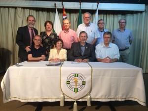 nova diretoria do CCLA Biênio 2018-2020 (2)