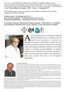 Divulgação Aldo Cardarelli - CCLA