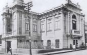 Centro de Ciências Letras e Artes - Primeira Sede