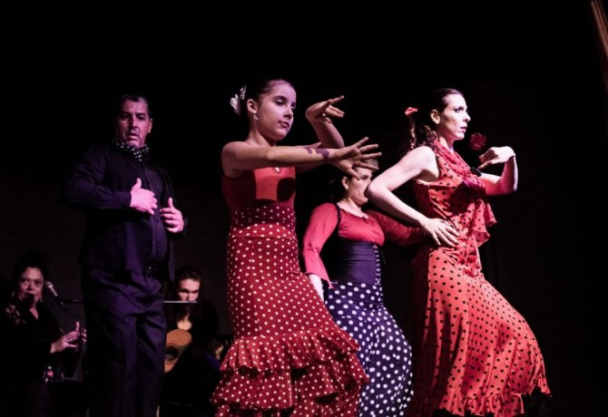 Grupo de Flamenco Tatiana Hass