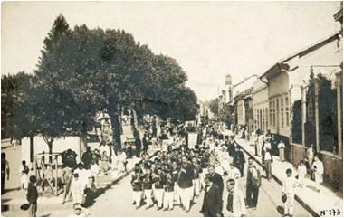 Corpo de Carlos Gomes chega a Campinas em 1896